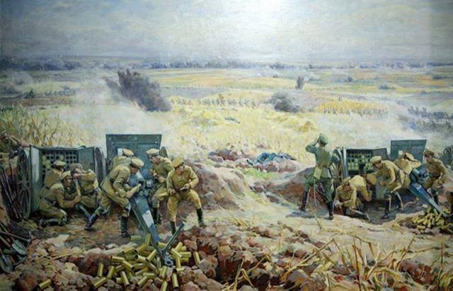 Битката при Кубадин