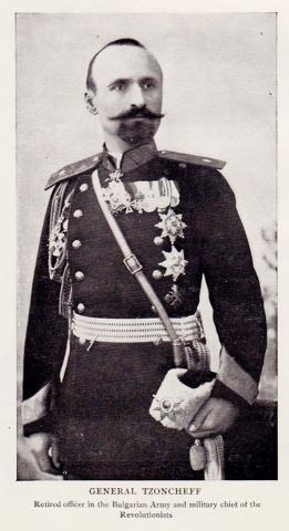 Генерал-майор Иван Цончев