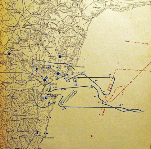 Бомбардировката на Варна