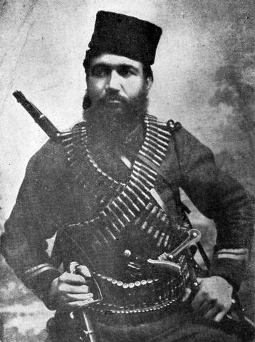 Войводата Атанас Бабата