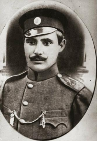 Стефан Чернев